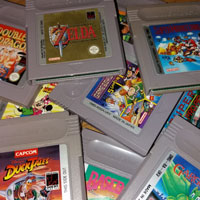 Collecting Every Game for the Nintendo Game Boy